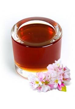 Гречишный мед с чаем